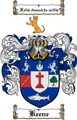 Thumbnail Keene Family Crest  Keene Coat of Arms