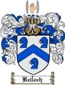 Thumbnail Kelloch Family Crest  Kelloch Coat of Arms