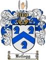 Thumbnail Kellogg Family Crest  Kellogg Coat of Arms