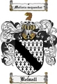 Thumbnail Kelsall Family Crest Kelsall Coat of Arms Digital Download