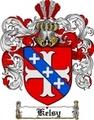Thumbnail Kelsy Family Crest  Kelsy Coat of Arms