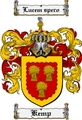 Thumbnail Kemp Family Crest Kemp Coat of Arms Digital Download