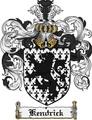 Thumbnail Kendrick Family Crest Kendrick Coat of Arms Digital Download