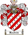 Thumbnail Kendrick Family Crest  Kendrick Coat of Arms