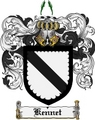 Thumbnail Kennet Family Crest Kennet Coat of Arms Digital Download
