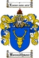 Thumbnail Kennethson Family Crest  Kennethson Coat of Arms