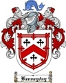 Thumbnail Kenneyday Family Crest  Kenneyday Coat of Arms