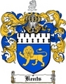 Thumbnail Kents Family Crest  Kents Coat of Arms