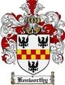 Thumbnail Kenworthy Family Crest Kenworthy Coat of Arms Digital Download