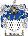 Thumbnail Keplain Family Crest Keplain Coat of Arms Digital Download
