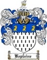 Thumbnail Keplaine Family Crest  Keplaine Coat of Arms