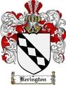 Thumbnail Kerington Family Crest  Kerington Coat of Arms