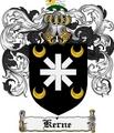 Thumbnail Kerne Family Crest Kerne Coat of Arms Digital Download