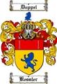Thumbnail Kessler Family Crest  Kessler Coat of Arms
