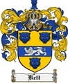 Thumbnail Kett Family Crest Kett Coat of Arms Digital Download