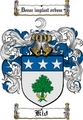 Thumbnail Kid Family Crest  Kid Coat of Arms