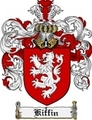 Thumbnail Kiffin Family Crest Kiffin Coat of Arms Digital Download
