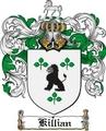 Thumbnail Killian Family Crest  Killian Coat of Arms