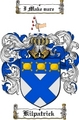 Thumbnail Kilpatrick Family Crest  Kilpatrick Coat of Arms