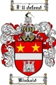 Thumbnail Kinkaid Family Crest  Kinkaid Coat of Arms