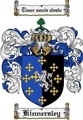 Thumbnail Kinnersley Family Crest Kinnersley Coat of Arms Digital Download