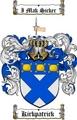 Thumbnail Kirkpatrick Family Crest  Kirkpatrick Coat of Arms
