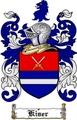 Thumbnail Kiser Family Crest  Kiser Coat of Arms