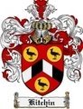 Thumbnail Kitchin Family Crest Kitchin Coat of Arms Digital Download