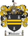 Thumbnail Kleavare Family Crest  Kleavare Coat of Arms