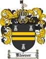 Thumbnail Kleever Family Crest  Kleever Coat of Arms
