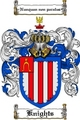 Thumbnail Knights Family Crest Knights Coat of Arms Digital Download