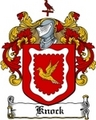 Thumbnail Knock Family Crest  Knock Coat of Arms