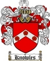 Thumbnail Knowles Family Crest  Knowles Coat of Arms