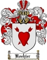 Thumbnail Koehler Family Crest  Koehler Coat of Arms