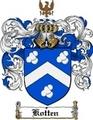 Thumbnail Kotten Family Crest  Kotten Coat of Arms