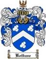 Thumbnail Kottune Family Crest Kottune Coat of Arms Digital Download