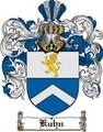 Thumbnail Kuhn Family Crest  Kuhn Coat of Arms