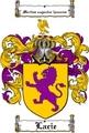 Thumbnail Lacie Family Crest  Lacie Coat of Arms