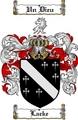 Thumbnail Lacke Family Crest  Lacke Coat of Arms