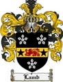 Thumbnail Lamb Family Crest Lamb Coat of Arms Digital Download