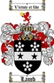 Thumbnail Lamb Family Crest / Lamb Coat of Arms