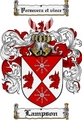Thumbnail Lampson Family Crest Lampson Coat of Arms Digital Download