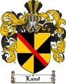 Thumbnail Land Family Crest  Land Coat of Arms