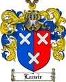 Thumbnail Laneir Family Crest  Laneir Coat of Arms