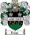 Thumbnail Lange Family Crest  Lange Coat of Arms
