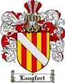 Thumbnail Langfort Family Crest  Langfort Coat of Arms
