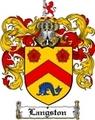 Thumbnail Langston Family Crest  Langston Coat of Arms