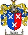 Thumbnail Lanier Family Crest  Lanier Coat of Arms