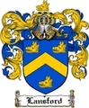 Thumbnail Lansford Family Crest  Lansford Coat of Arms