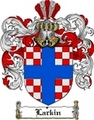Thumbnail Larkin Family Crest  Larkin Coat of Arms